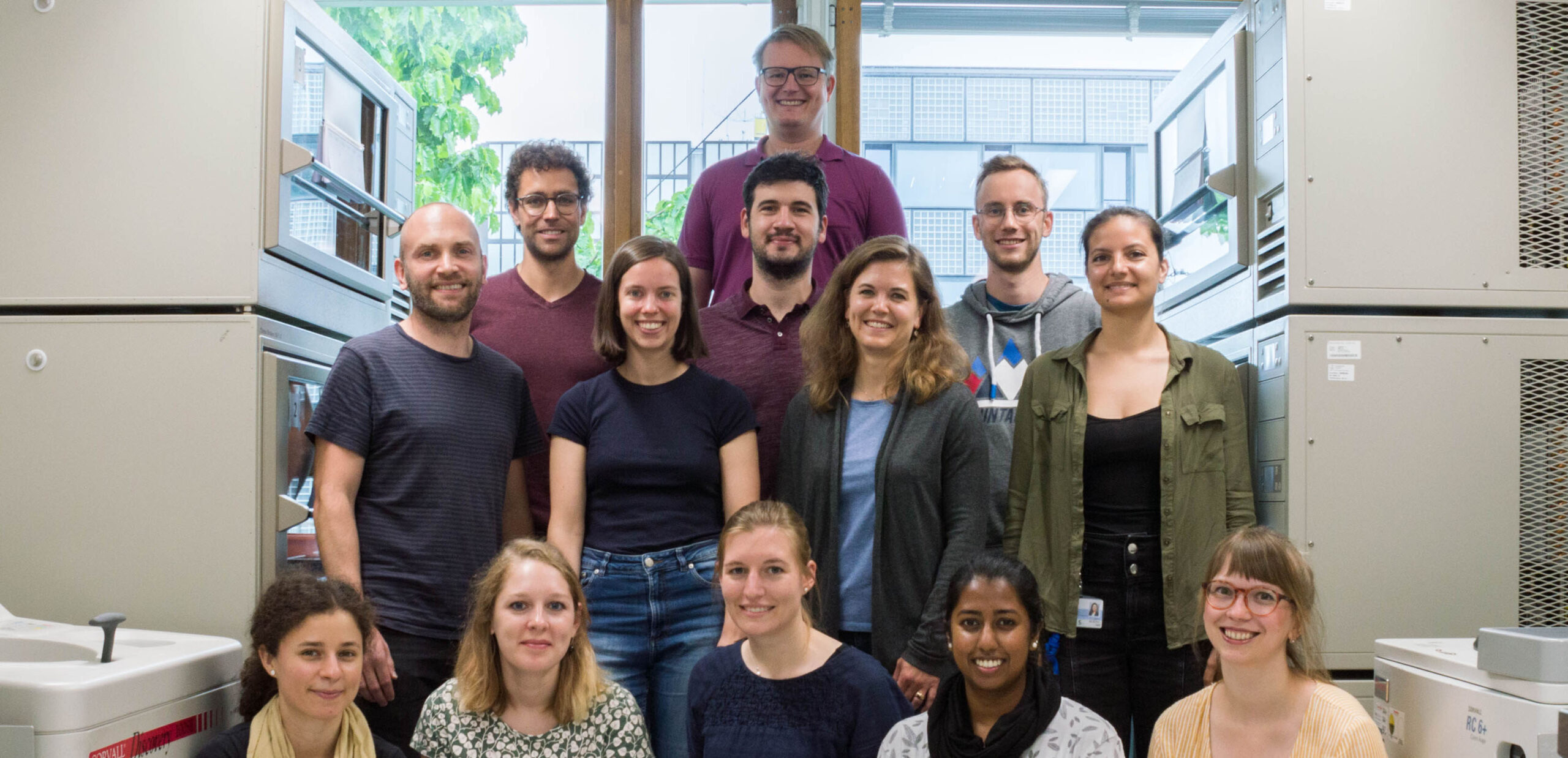 RESEARCH GROUP SEEGER